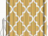 36 X 72 Bath Rug Amazon Com Daringone 36x 72 Shower Curtain Set Morocco
