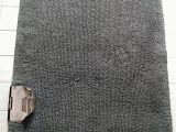 36 X 72 Bath Rug Kirkland Luxury Spa Bath Mat Rug 24 X 36 X 3 4 Gun Metal Gray