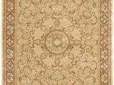 3ft X 4ft area Rug Persian Silk Beige Tan 3 Ft 3 Inch X 4 Ft 7 Inch Rectangular area Rug
