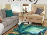 3×5 Non Skid area Rugs Modern Abstract area Rug Dobby Textured Rug 3×5 4×6 5×7