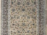 4 Piece area Rug Sets Traditional oriental Persian Floral 330 000 Point area Rug Beige Burgundy & Green Design 601 4 Feet X 5 Feet 9 Inch