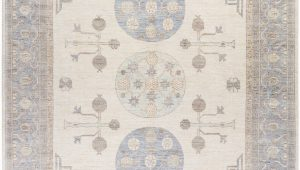 """4 X 10 area Rug Khotan Hand Knotted area Rug 8 4"""" X 10 4"""" – solo Rugs"""