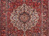 4 X 6 area Rugs with Rubber Backing area Rug Oushak Rug Turkish Rug Vintage Rug Red Blue Rug