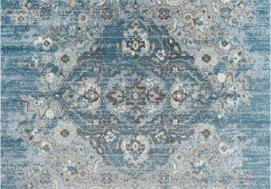 4620 Distressed Cream area Rug 4620 Distressed Blue 7 10×10 6 area Rug Carpet New