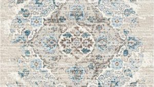 4620 Distressed Cream area Rug 4620 Distressed Cream 6 5×9 2 area Rug Carpet New