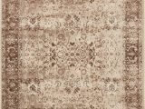 4620 Distressed Cream area Rug Unique Loom Imperial Collection Modern Traditional Vintage Distressed Cream area Rug 7 0 X 10 0