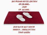 48 X 48 Bath Rug Jual Handuk Keset Hotel Bath Mat towel Hotel 50 X 70 Grade A Jakarta Barat toko Kaesu