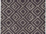 48 X 66 area Rug Liora Manne Wooster 6853 48 Kuba Charcoal area Rug 42 Inches