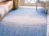 4×6 Blue Outdoor Rugs Blue 4 X 6 Outdoor Modern Rug