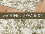 4×6 Non Skid area Rug A Textured Abstract Industrial Style area Rug In Three Sizes