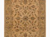 """4×6 Non Skid area Rug E Of A Kind Eirwen Hand Knotted Brown 4 X 6 3"""" Wool area Rug"""