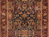 """5 7 area Rugs Under 50 E Of A Kind Agra Hand Knotted Runner 2 7"""" X 10 10"""" Wool Brown area Rug"""