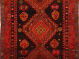 """5 7 area Rugs Under 50 Kazak Red Runner Hand Knotted 5 0"""" X 9 7"""" area Rug 100"""