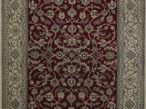 """5 7 area Rugs Under 50 Nain Red Hand Knotted 5 7"""" X 8 1"""" area Rug 902"""