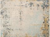 5 by 7 area Rugs at Lowes Surya City Modern area Rug 5 Ft 3 In X 7 Ft 3 In Rectangular Yellow