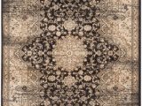 5 by 7 area Rugs at Lowes Vintage Olgica Black Ivory 4 Ft X 5 Ft 7 Inch Indoor