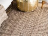 5 Ft Square area Rugs 3 by 5 Feet Square area Rug 3 X 5 Jute area Rug