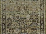5 Ft Square area Rugs Amazon oriental Weavers area Rug In Green and Brown 5