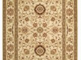 5 Ft Square area Rugs Lyndhurst byron Ivory 5 Ft 3 Inch X 7 Ft 6 Inch Indoor