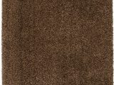 5 Ft Square area Rugs Shag Brown 5 Ft 3 Inch X 7 Ft 5 Inch Indoor Shag Square area Rug