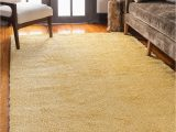 5 X 7 solid Color area Rugs Yellow 5 X 7 7 solid Frieze Rug area Rugs
