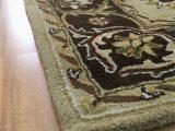 5 X 8 area Rugs with Rubber Backing Handmade Persian Style 5 X 8 Feet Rectangular Wool area Rug Cotton Latex Backing Indoor Rug Beige Walmart
