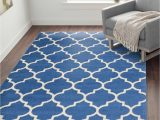 5×7 area Rugs at Lowes Main Street Rugs Home Elko Elk962 Blue 5 X 7 area Rug