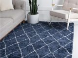 5×8 Navy Blue Rug Navy Blue 5 X 8 Marrakesh Shag Rug Irugs Uk