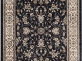 6 Ft by 9 Ft area Rugs Lyndhurst Alec Anthracite Cream 6 Ft X 9 Ft Indoor area