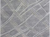 """6 X 8 Grey area Rug Bb Rugs Downtown Hg351 Gray 5 6"""" X 8 6"""" area Rug & Reviews"""