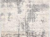 "6 X 8 Grey area Rug Serenade Rug Color Ivory Light Gray Size 2 6"" X 8"