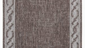 "63 X 90 area Rug 63"" X 90"" X 0 04"" Brown Polypropylene area Rug Walmart"