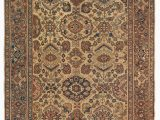 6ft X 10ft area Rug Mahal West Central Persian 6ft 9in X 10ft 8in Circa 1900