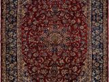7 by 12 area Rug Red 9 7 X 12 9 isfahan Persian Rug Ad Red isfahan
