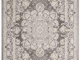 7 X 14 area Rug Safavieh Reflection Dark Gray and Cream 10 X 14 area Rug