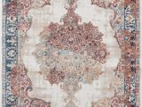 8 by 10 area Rugs Cheap Luxe Weavers Ivory oriental 8×10 area Rug 7158
