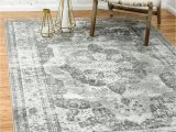 8 by 10 area Rugs for Sale Amazon Unique Loom sofia Collection Gray 8 X 10 area