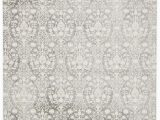 8 by 10 Grey area Rug Bridgeport Home norston nor5 Gray 8 X 10 area Rug