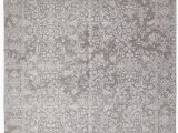 8 by 10 Grey area Rug E Of A Kind Hand Knotted Gray 8 X 10 area Rug