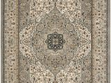8 by 10 Grey area Rug Evington I 8 X 10 Cream Grey area Rug