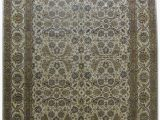 8 by 13 area Rugs Amazon Merorug Genuine Hand Knotted Nepali Ivory Color