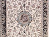 8 by 13 area Rugs Amazon New Floral Ivory 10×13 Tebriz Qum Machine Made