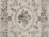"""8 by 13 area Rugs Empire 7061 Grey Flora 8 10"""" X 13 area Rugs"""