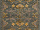 8 Feet by 10 Feet area Rugs Bella Blue Grey Gold 8 Feet X 10 Feet area Rug