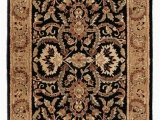 8 X 10 area Rugs Under 100 Rosedown 8 X 10 area Rug In Black Gold Linon Rug Slww1881