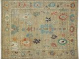 8 X 10 Contemporary area Rugs 8 X 10 Oushak Rug