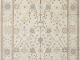 8 X 10 Cream area Rug E Of A Kind Ammerman Hand Knotted 8 X 10 Wool Cream area Rug