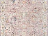 8 X 10 Cream area Rug Safavieh Illusion Rose and Cream 8 X 10 area Rug Rose