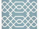 8 X 10 Teal area Rug Rizzy Home 8 X 10 Teal Geometric area Rugs Monme076a89ow0810