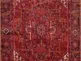 8 X 12 area Rug Amazon Amazon Red Traditional Geometric area Rug Wool Handmade
